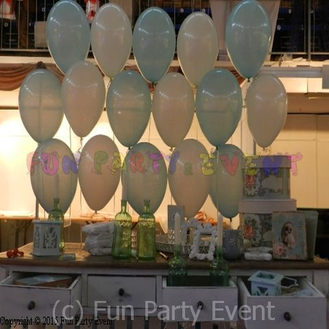 Decor baloane botez baloane heliu candy bar