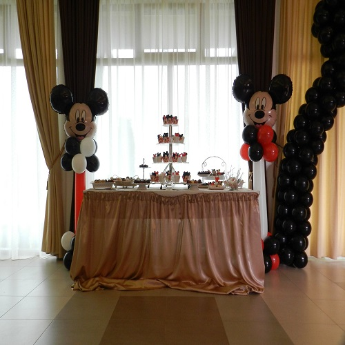 Decor Mickey candy bar